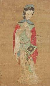 Mulan Painting