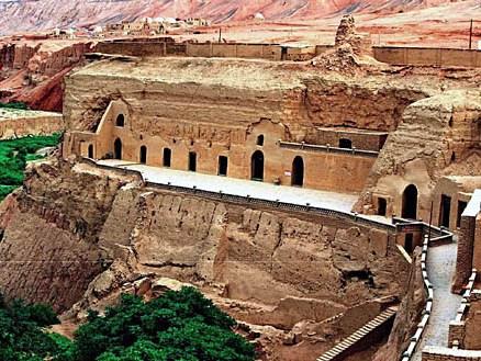 Thousand Buddha Caves