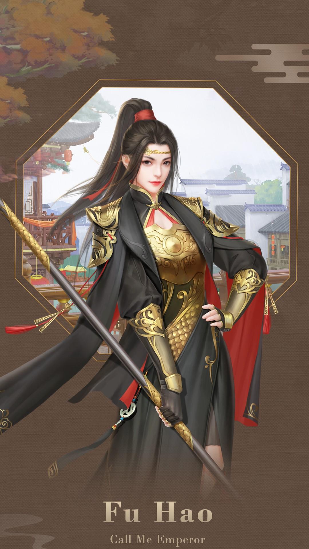 Queen Fu Hao