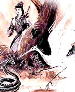 Ng Mui Crane Snake