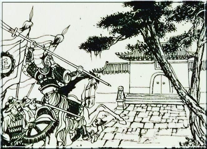 Qing vs Shaolin
