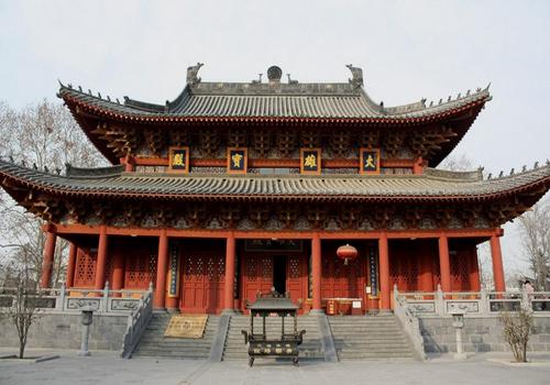 Hall of Mahavira