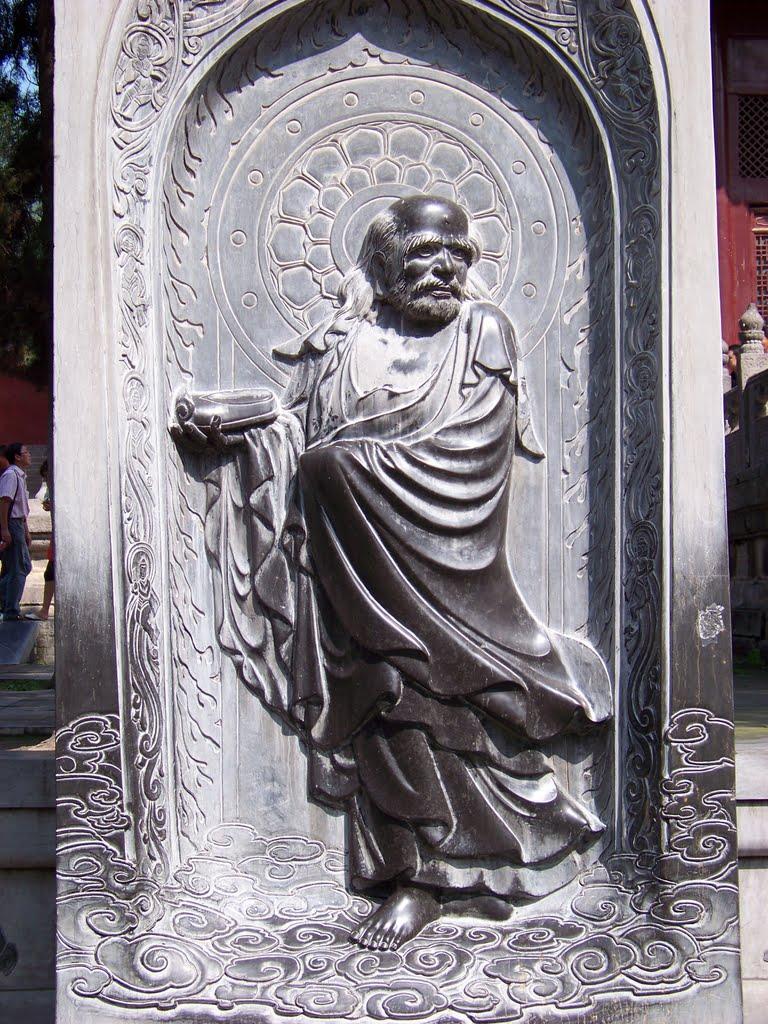 Bodhidharma Statue