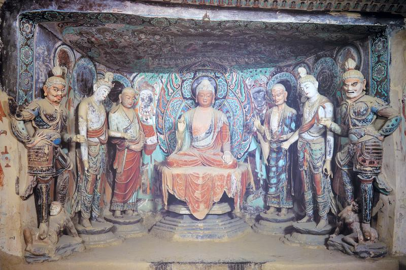 Dunhuang Grotto