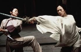 Jen vs. Shu Lien