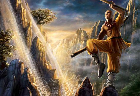Shaolin Monk Image 2