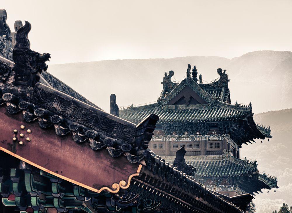 Dengfeng Shaolin Temple